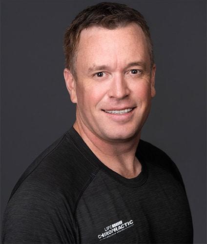 Chiropractor Red Deer AB Jeff Hindbo